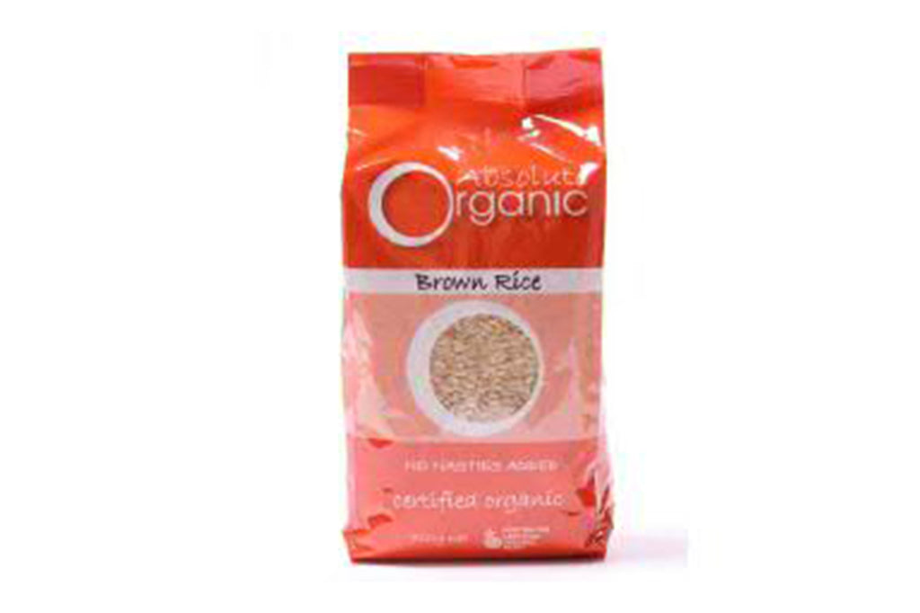 Brown Rice 700g - Absolute Organic