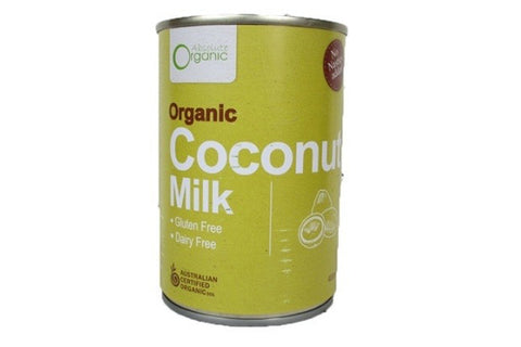Coconut Milk 400ml - Absolute Organic