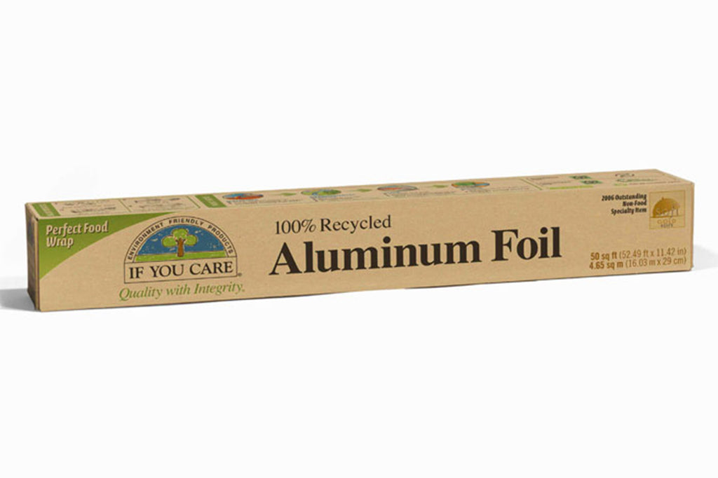Aluminium Foil 16m - If You Care