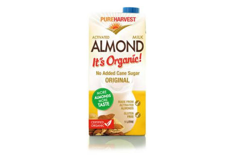 Almond Milk 1L - Pure Harvest