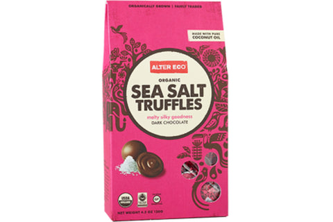 Sea Salt Truffles - Alter Eco
