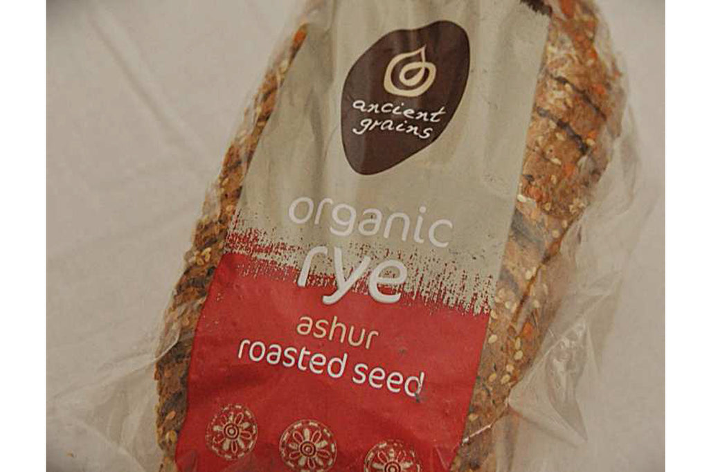 Rye Roasted Seed Loaf - Ancient Grains