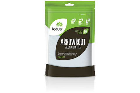 Arrowroot 250g - Lotus
