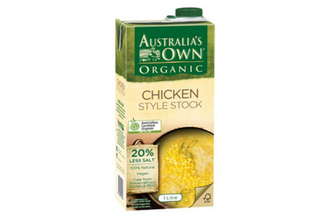 Chicken Style Stock 1L - Australia's Own