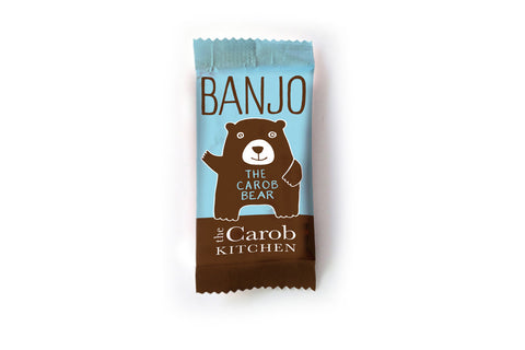 Banjo Carob Bear - The Carob Kitchen
