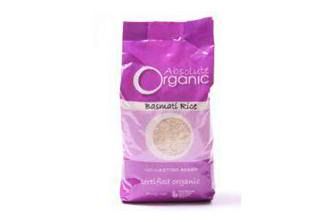 Basmati Rice 700g - Absolute Organic