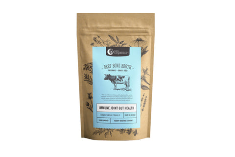 Beef Bone Broth Hearty Original 100g Powder - The Wholefoods Pantry