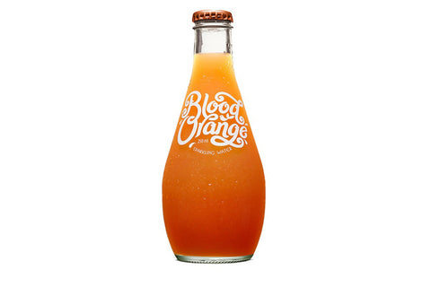 Blood Orange Sparkling Water 250ml - All Good Drinks
