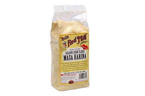 Masa Harina - Bob's Red Mill