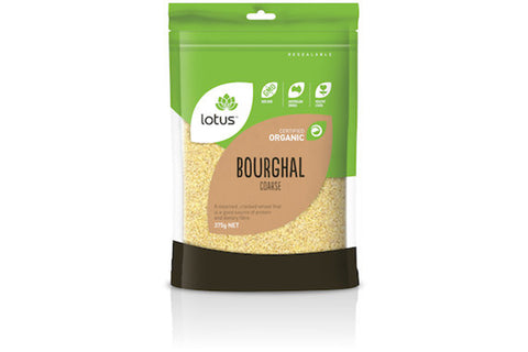 Organic Bourghal (course) - Lotus