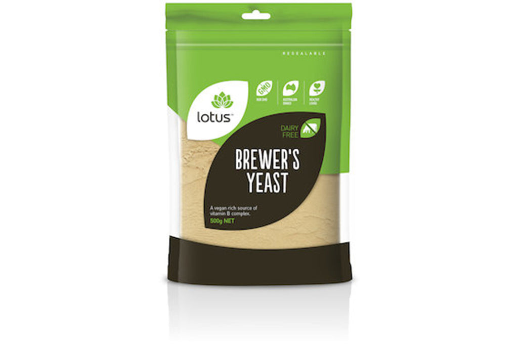 Brewers Yeast 500g - Lotus