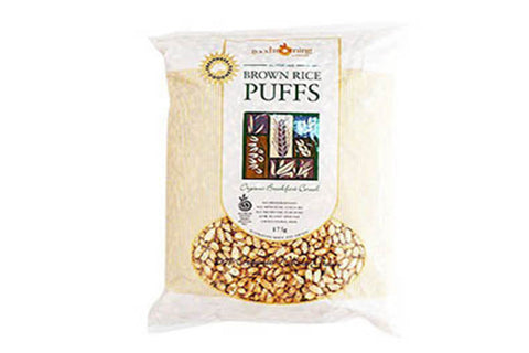 Brown Rice Puffs - Good Morning Cereals