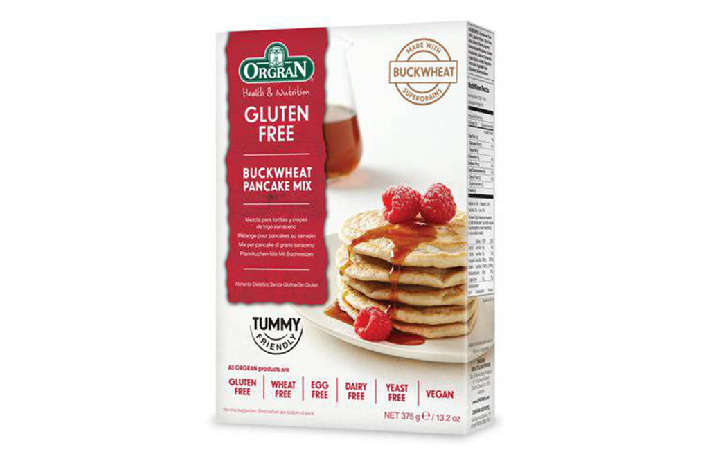Buckwheat Pancake Mix - Orgran