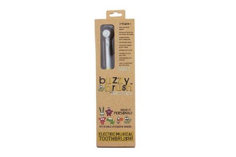 Buzzy Brush Electric Musical Tootbrush - Jack n Jill
