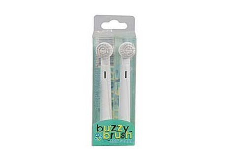 Buzzy Brush Replacement Heads - Jack n Jill