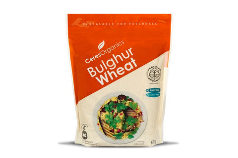 Bulghur Wheat 500g - Ceres Organics