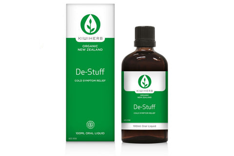 Adult's De-Stuff 50ml - Kiwiherb