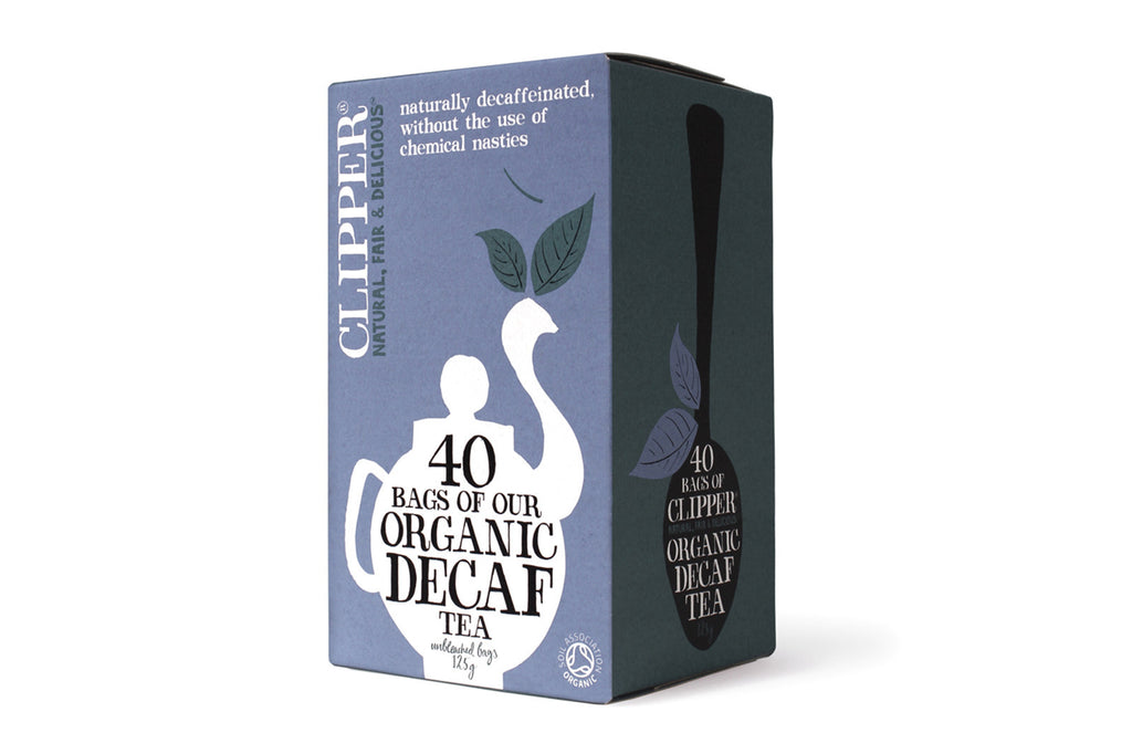 Decaf Tea Bags - Clipper