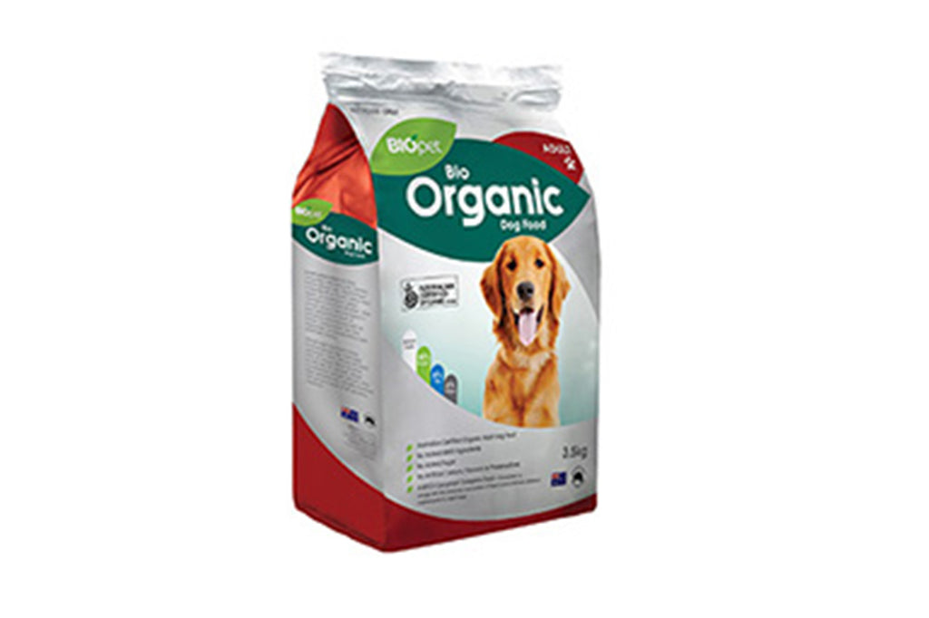 Bio Organic Dog Food 3.5kg - Biopet