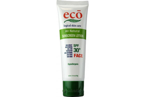 Sunscreen Face - ECO (best before NOV 2018)