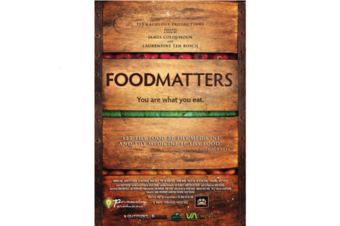Food Matters - James Colquhoun & Laurentine ten Bosch