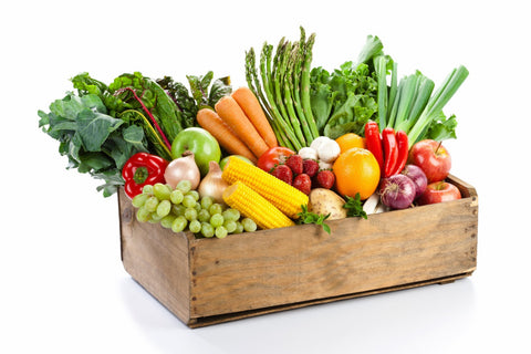 *Organic Fruit and Veg Box*