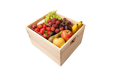*Organic Fruit Box*