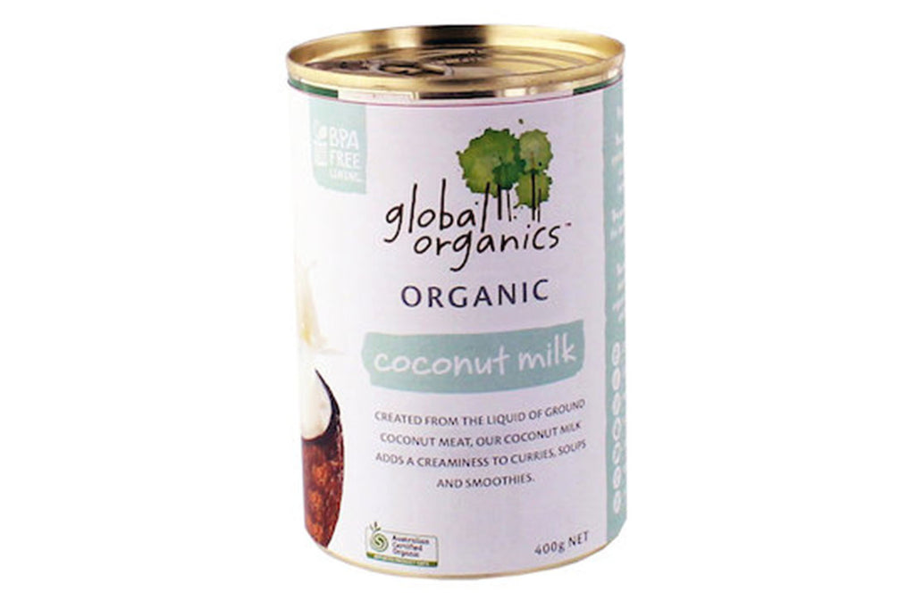 Coconut Milk 400g - Global Organics