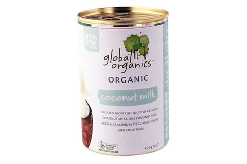 Coconut Milk - Global Organics