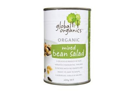 Mixed Bean Salad 400g - Global Organics