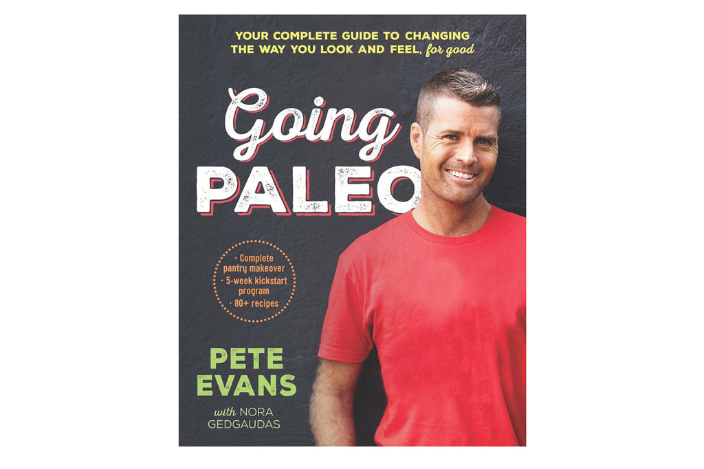 Going Paleo - Pete Evens