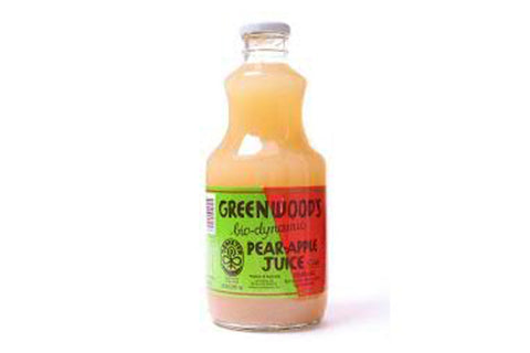 Pear/Apple Juice 1L - Greenwoods