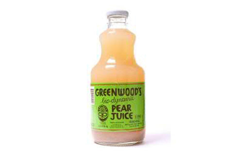 Pear Juice 1L - Greenwoods