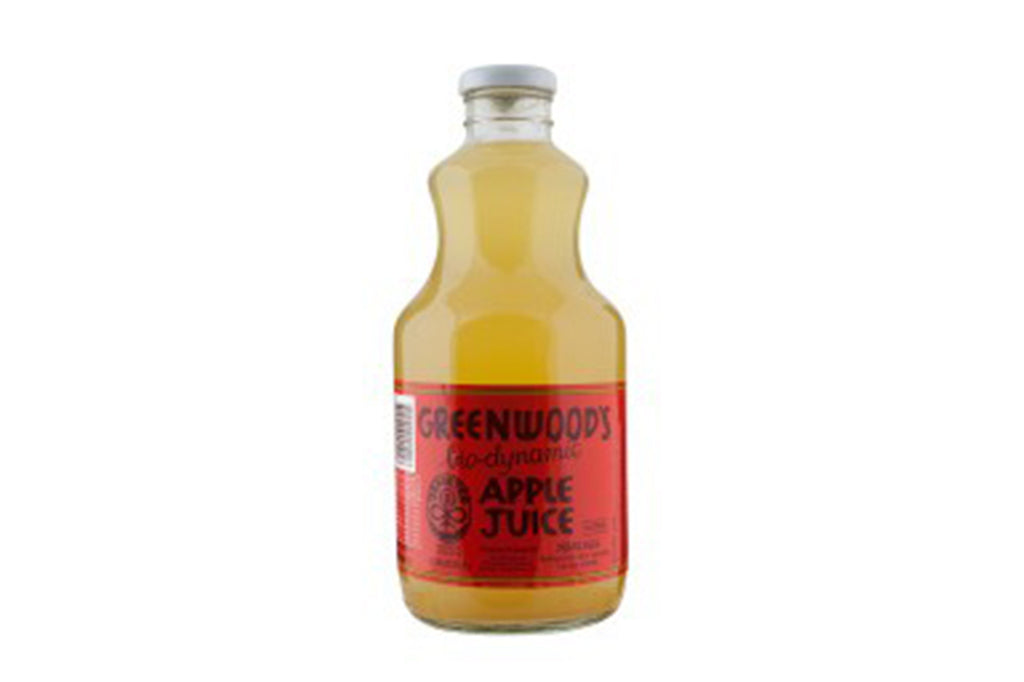 Apple Juice 1L - Greenwood