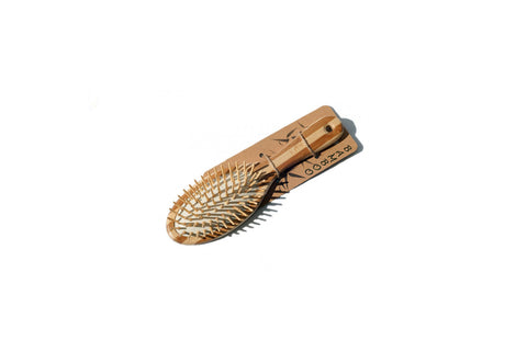 Small Bamboo Hairbrush - MiEco