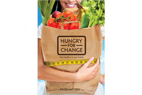 Hungry For Change - James Colquhoun & Laurentine ten Bosch