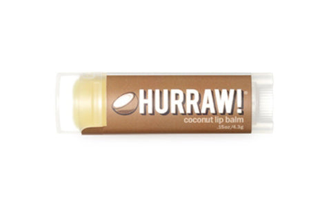 Coconut Lip Balm - Hurraw