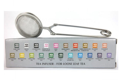 Stainless Steel Tea Infuser - Tea Tonic
