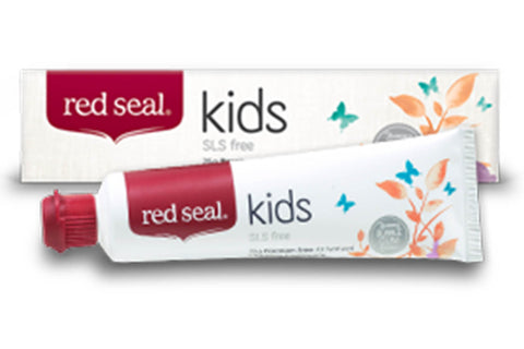 Kids Toothpaste - Red Seal