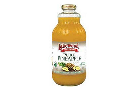 Pineapple Juice 946ml - Lakewood