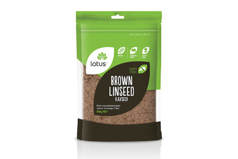 Brown Linseed 500g - Lotus