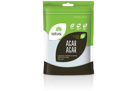 Agar Agar Powder 75g - Lotus