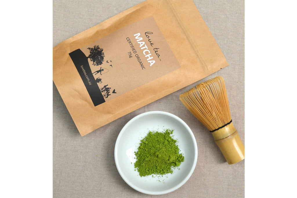 Matcha Tea 75g - Love Tea