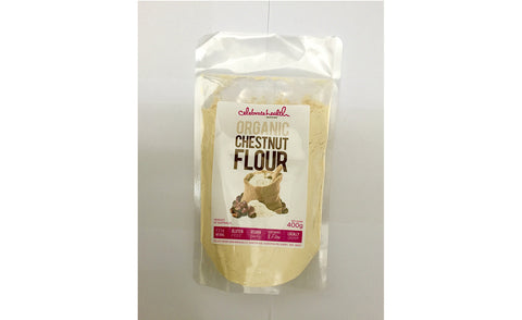 Organic Chestnut Flour - Celebrate Health