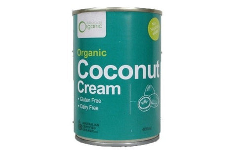 Coconut Cream 400ml - Absolute Organic