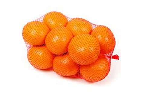 Organic Orange Net 3kg