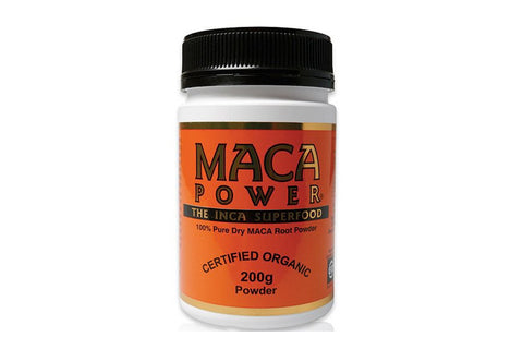 Maca Powder 200g - Power Superfoods