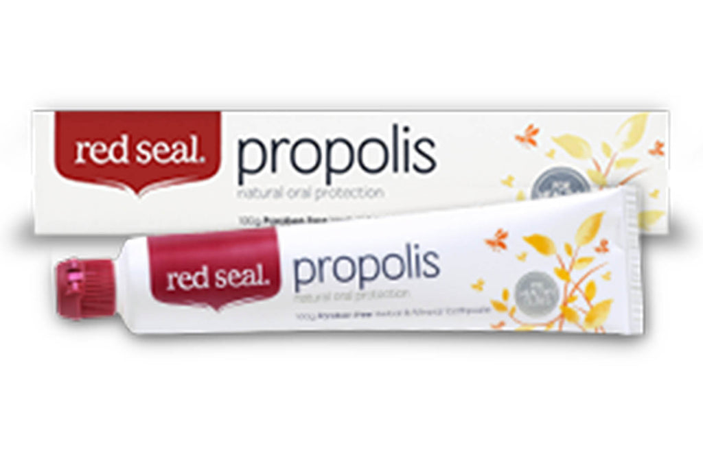 Propolis Toothpaste - Red Seal
