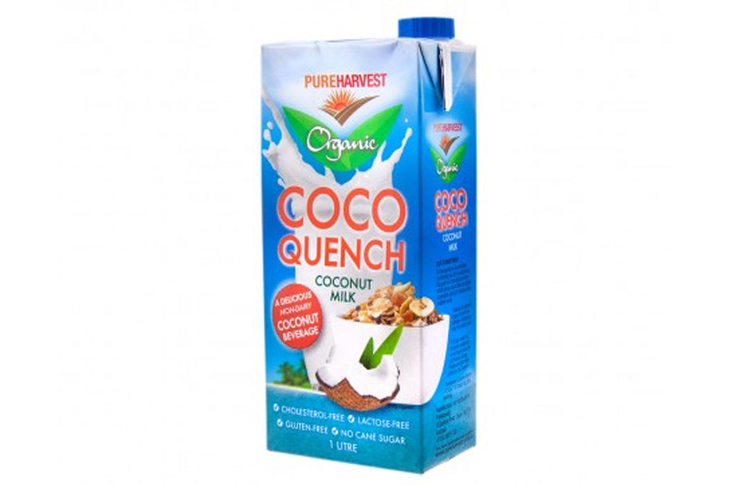 Coco Quench 1L - Pure Harvest