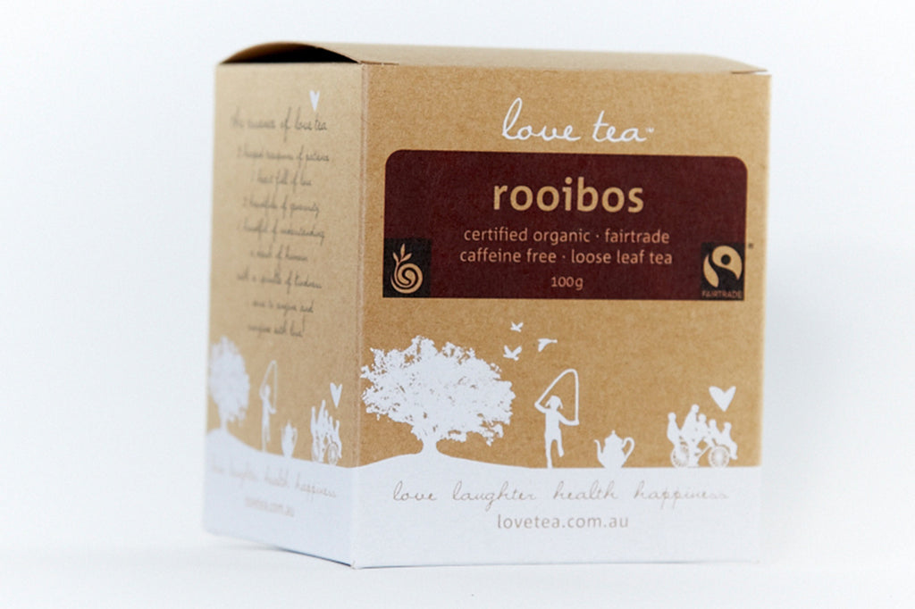 Rooibos Loose Leaf - Love Tea